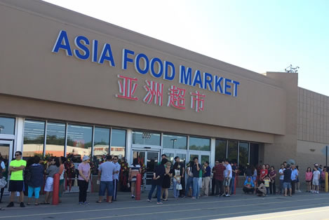 ASIA FOOD MARKET - Buffalo, Rochester & Syracuse Pan-Asian